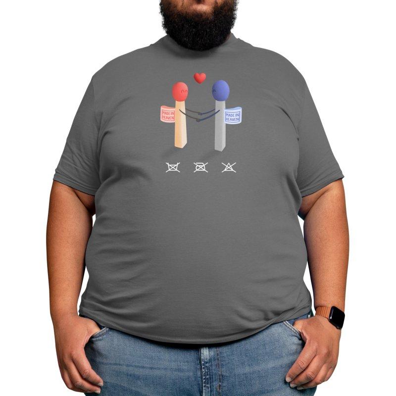 Match made in heaven Men's T-Shirt by Bear bear buddy's Artist Shop