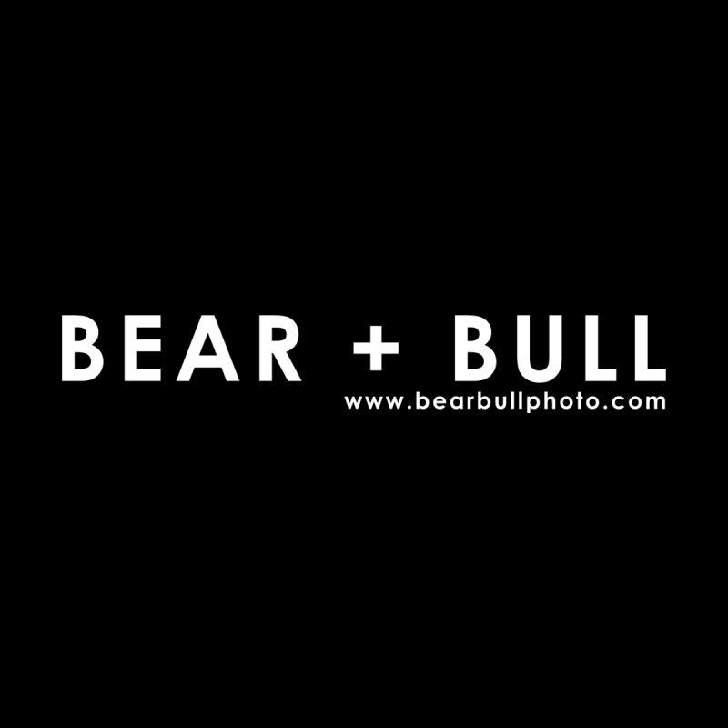 Classic Bear+Bull Logo by BEAR+BULL PHOTOGRAPHY