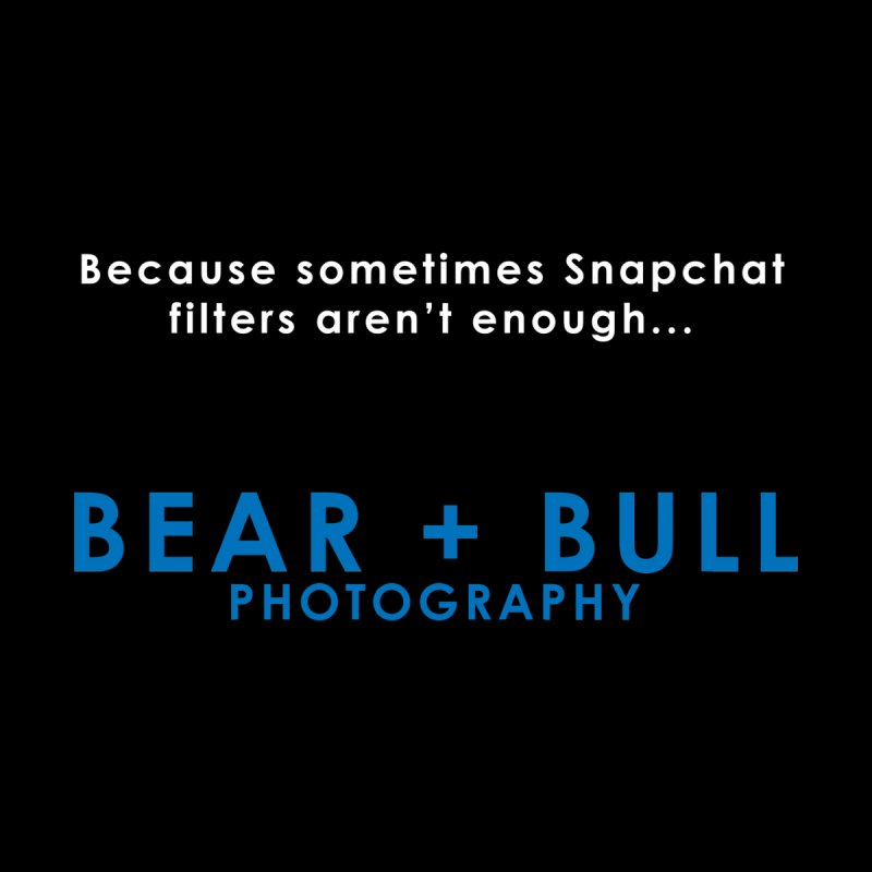 Snapchat Filters by BEAR+BULL PHOTOGRAPHY