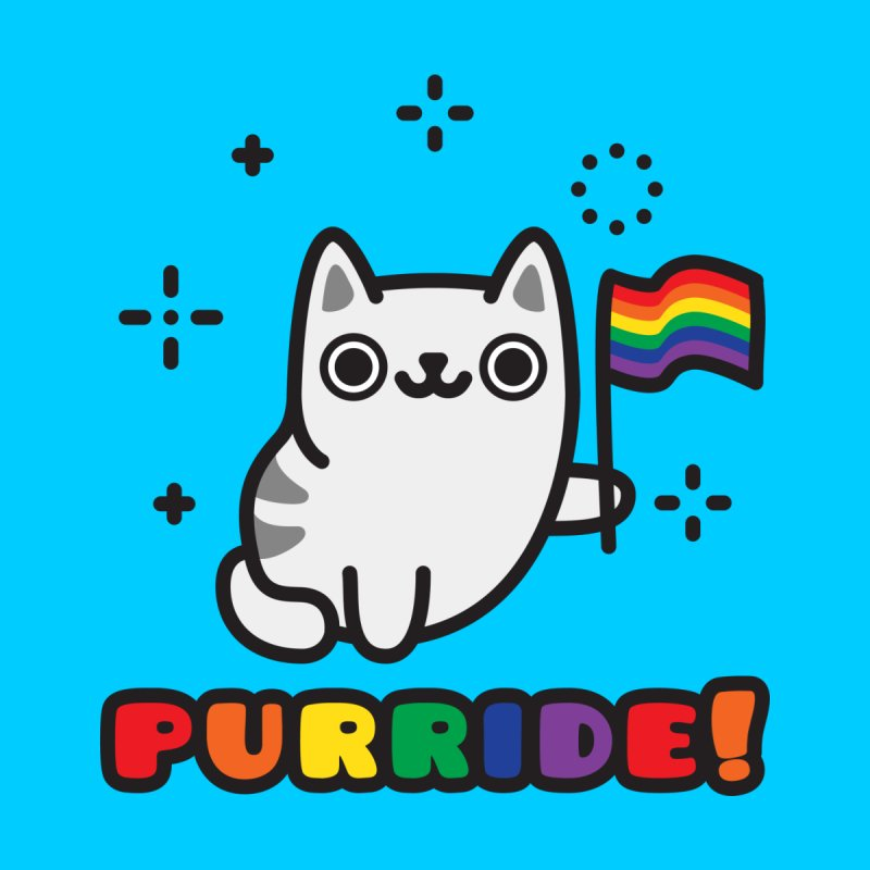 Purride! by Beards and Cats Store