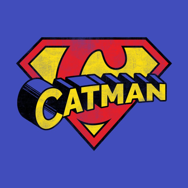Catman by Beards and Cats Store