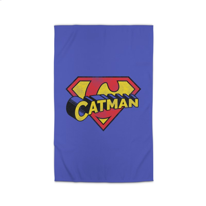 Catman Home Rug by Beards and Cats Store