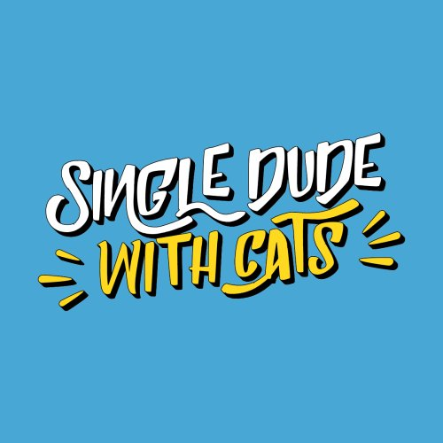 Single-Dude-With-Cats
