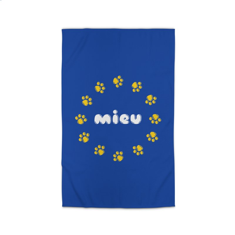 miEU Home Rug by Beards and Cats Store