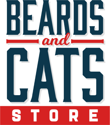 Beards and Cats Store Logo