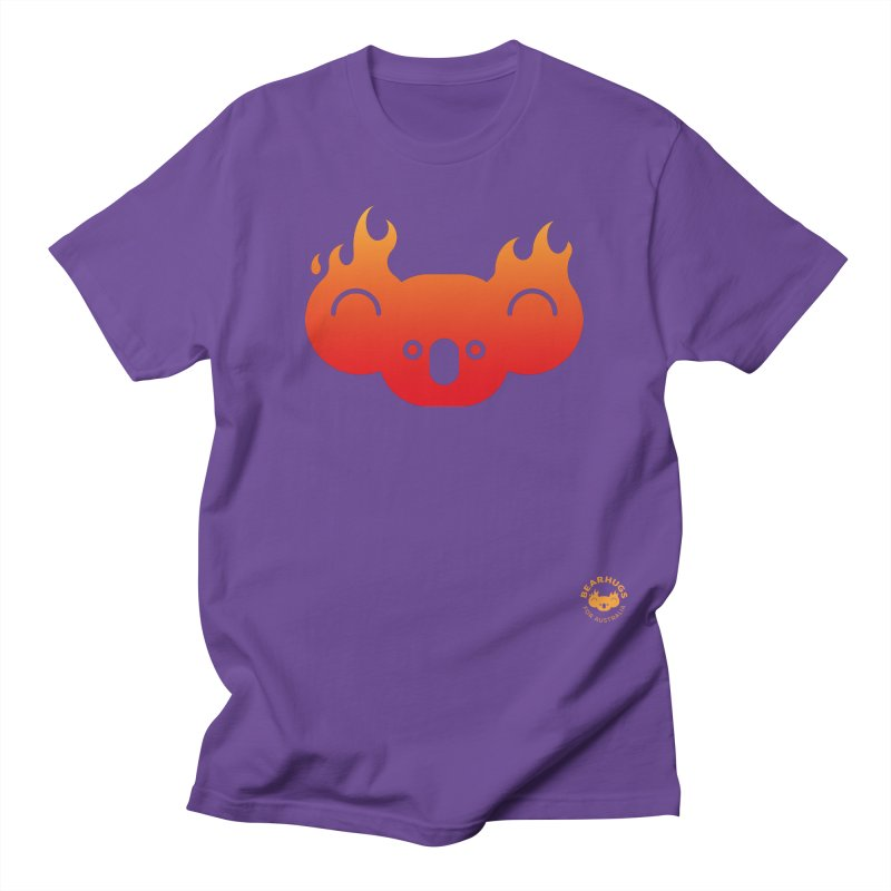 Flamin' Koala Women's T-Shirt by Bearhugs For Australia