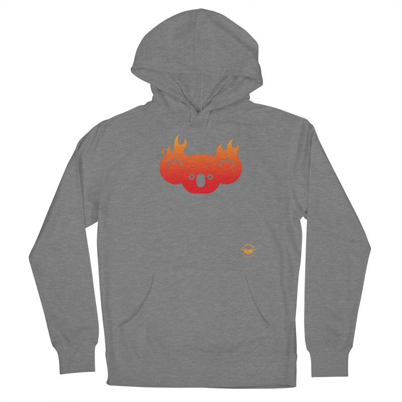 Flamin' Koala Women's Pullover Hoody by Bearhugs For Australia