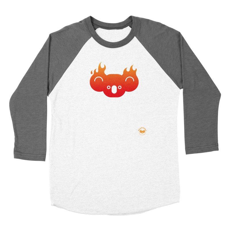 Flamin' Koala Women's Longsleeve T-Shirt by Bearhugs For Australia