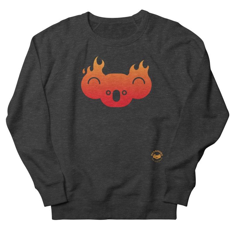 Flamin' Koala Men's Sweatshirt by Bearhugs For Australia