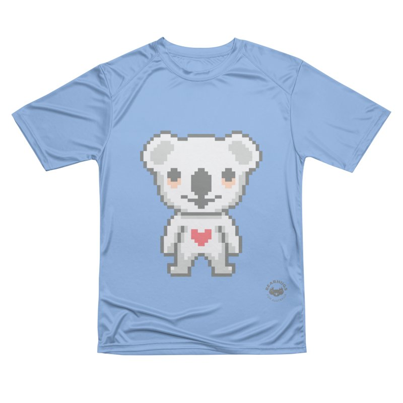 Pixel Koala Men's T-Shirt by Bearhugs For Australia