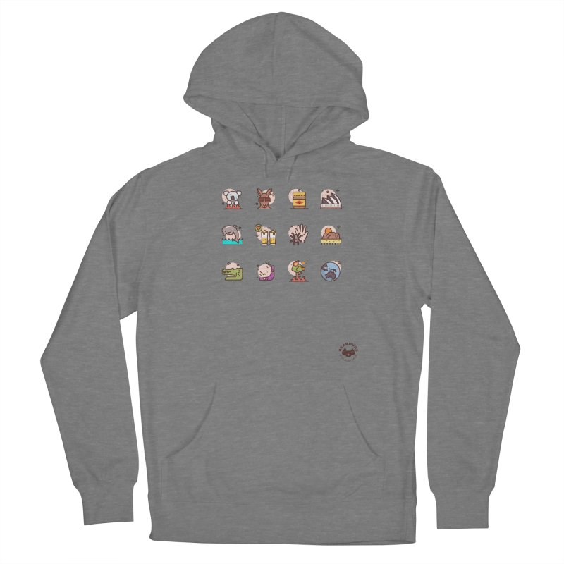 Aussie Icons Women's Pullover Hoody by Bearhugs For Australia