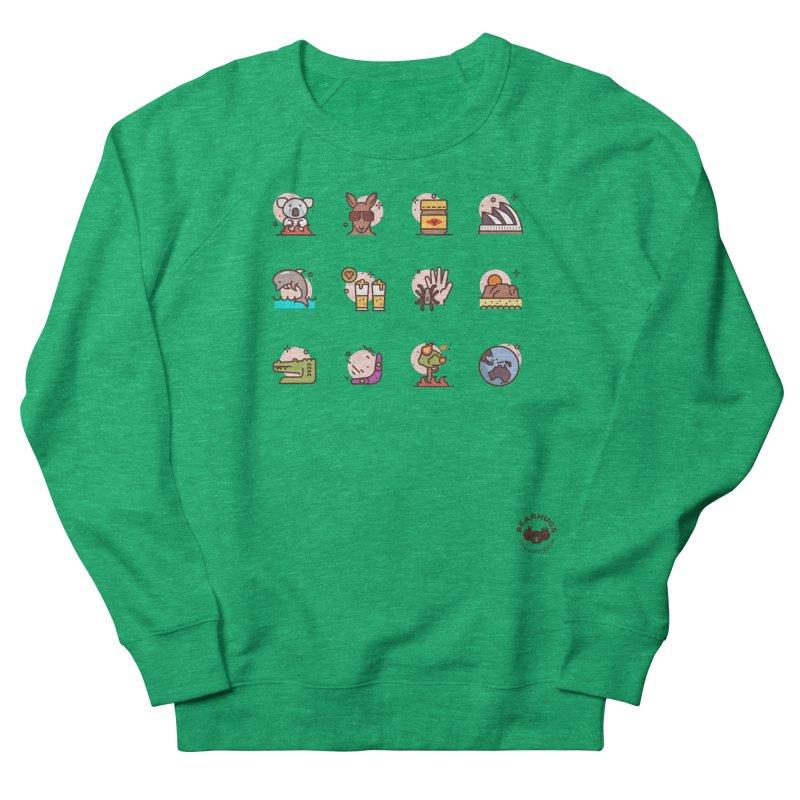 Aussie Icons Women's Sweatshirt by Bearhugs For Australia