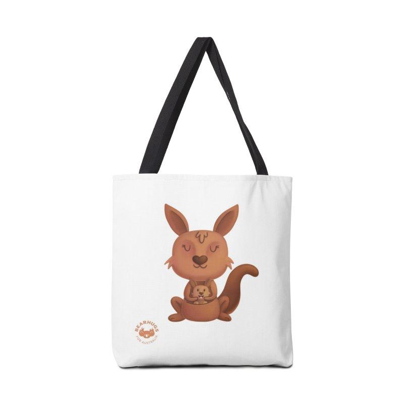 Kangaroo & Joey Accessories Bag by Bearhugs For Australia