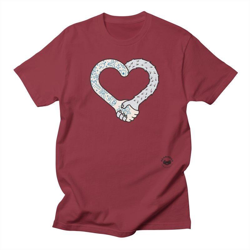 Arm In Arm Women's T-Shirt by Bearhugs For Australia