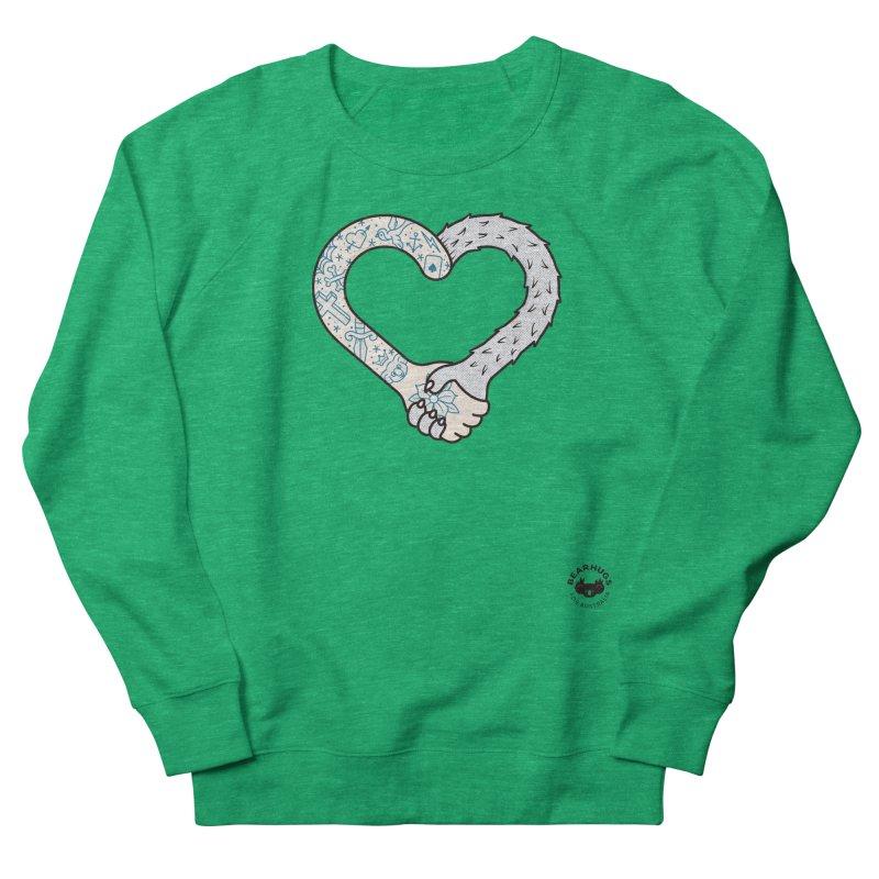 Arm In Arm Women's Sweatshirt by Bearhugs For Australia