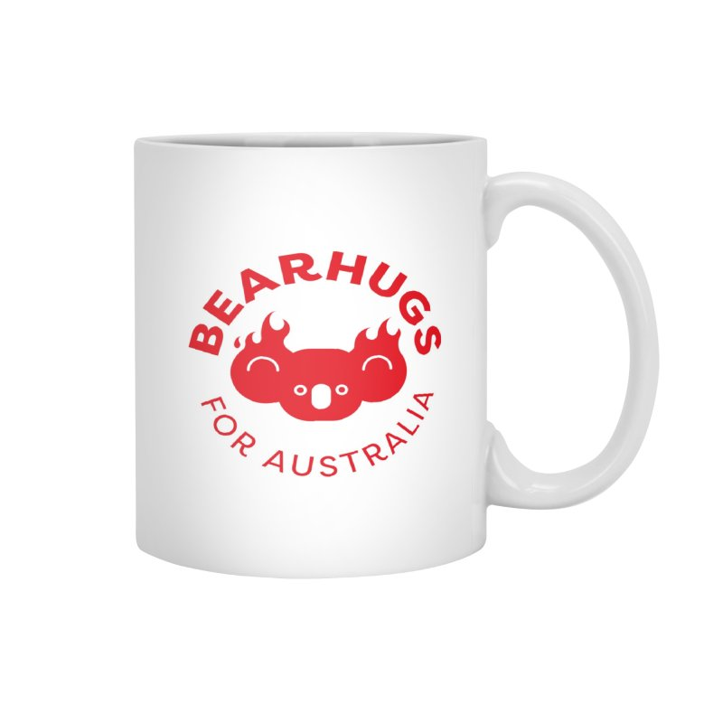 Bearhugs for Australia Accessories Mug by Bearhugs For Australia