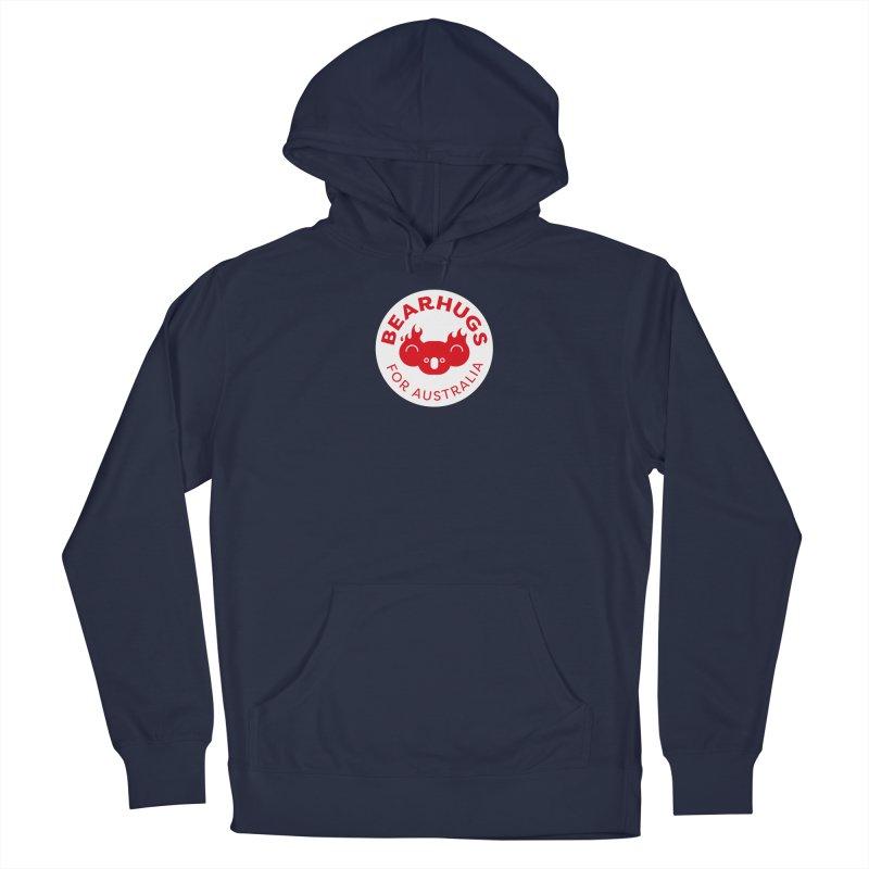 Bearhugs for Australia Men's Pullover Hoody by Bearhugs For Australia