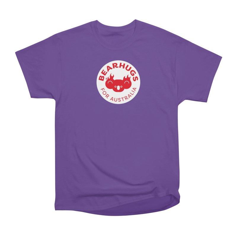 Bearhugs for Australia Men's T-Shirt by Bearhugs For Australia