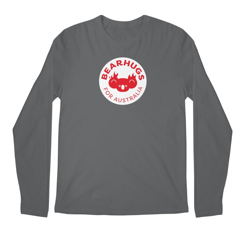 Bearhugs for Australia Men's Longsleeve T-Shirt by Bearhugs For Australia