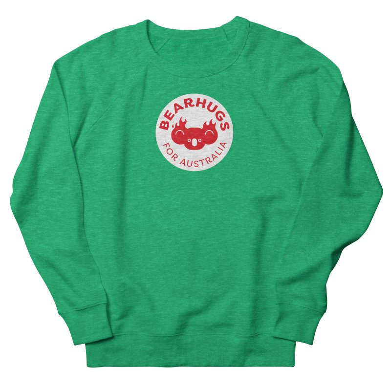 Bearhugs for Australia Women's Sweatshirt by Bearhugs For Australia