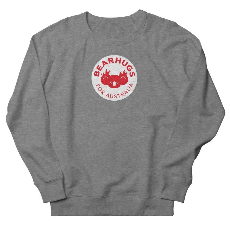 Bearhugs for Australia Men's Sweatshirt by Bearhugs For Australia