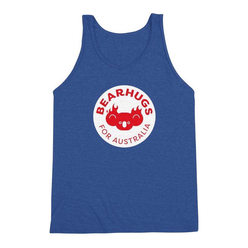 Bearhugs for Australia Men's Tank by Bearhugs For Australia