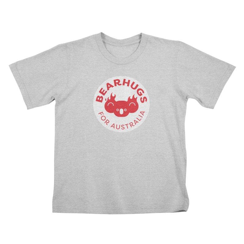 Bearhugs for Australia Kids T-Shirt by Bearhugs For Australia