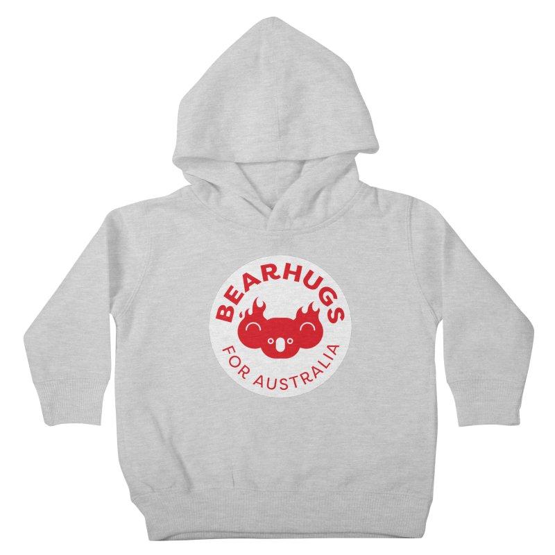 Bearhugs for Australia Kids Toddler Pullover Hoody by Bearhugs For Australia