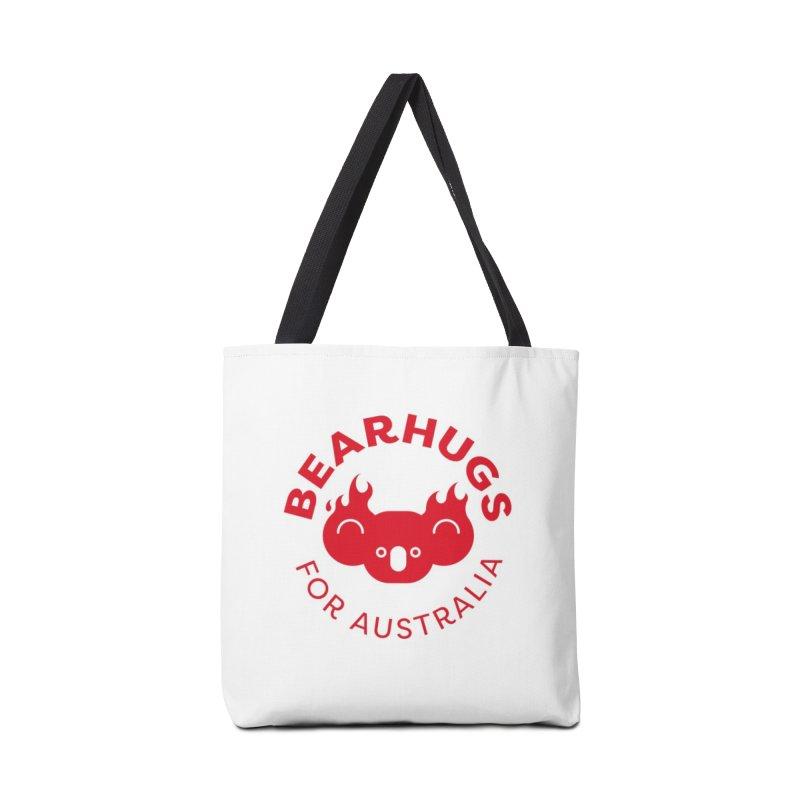 Bearhugs for Australia Accessories Bag by Bearhugs For Australia