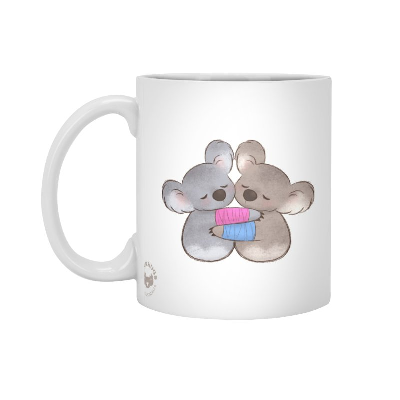 Little Bear Hugs Accessories Mug by Bearhugs For Australia