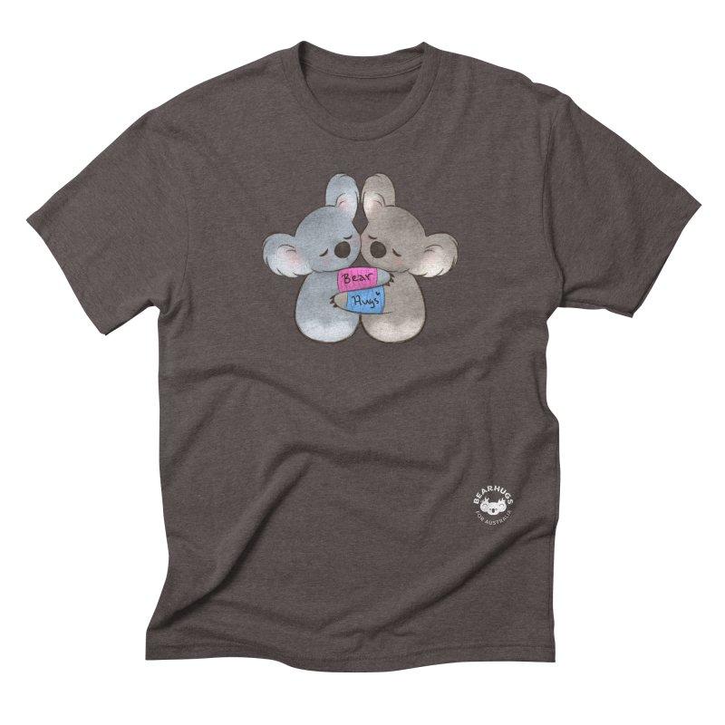 Little Bear Hugs Men's T-Shirt by Bearhugs For Australia