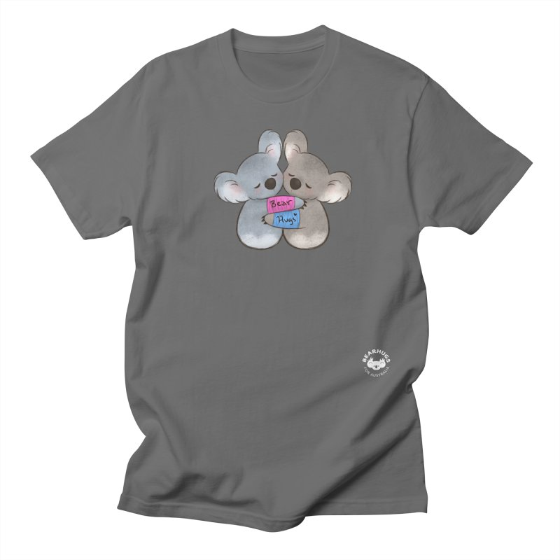 Little Bear Hugs Men's T-Shirt by Bearhugs For Australia
