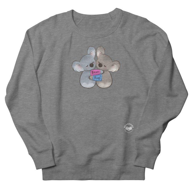 Little Bear Hugs Women's Sweatshirt by Bearhugs For Australia
