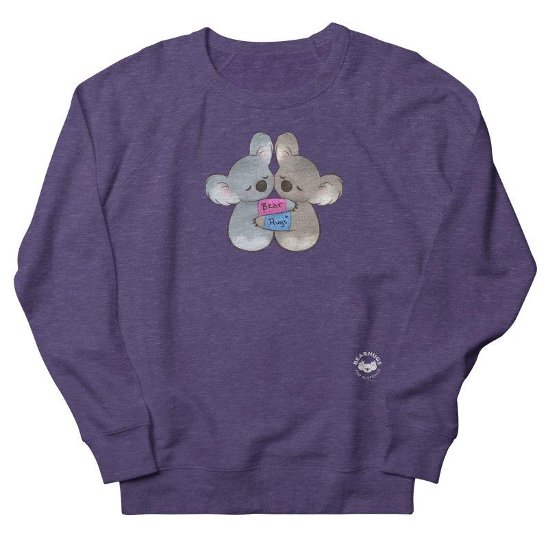 Little Bear Hugs Men's Sweatshirt by Bearhugs For Australia