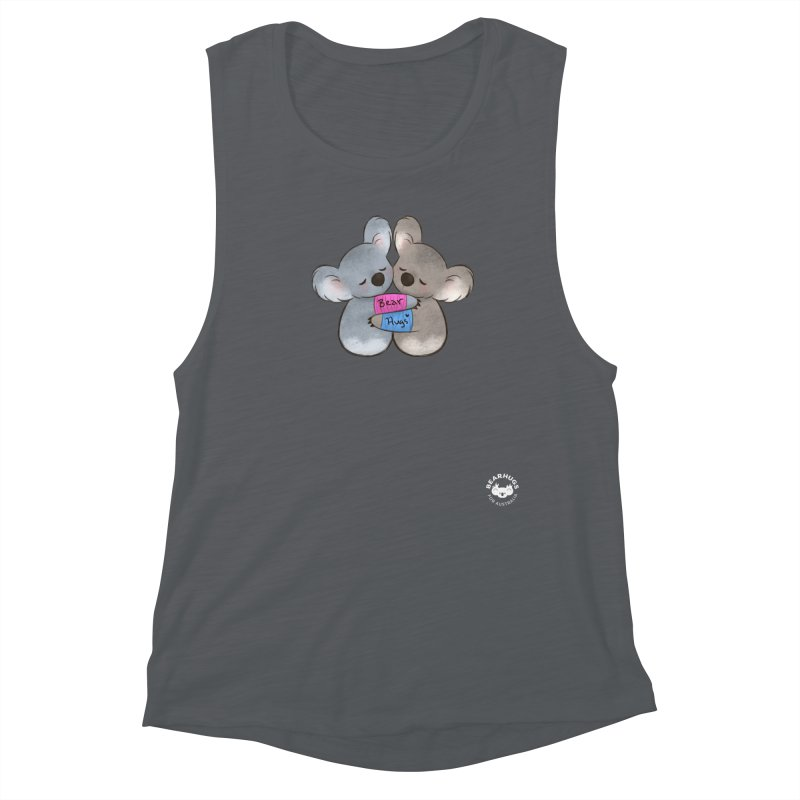 Little Bear Hugs Women's Tank by Bearhugs For Australia