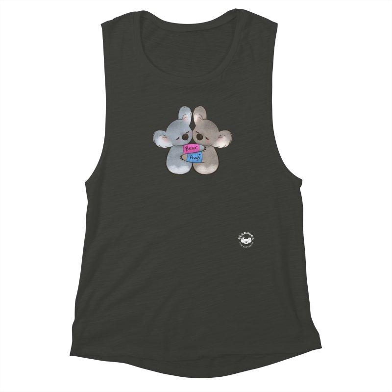 Little Bear Hugs Women's Tank by Bearhugs For Australia