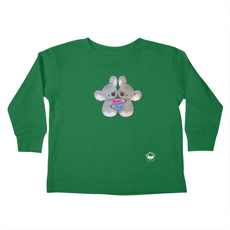 Little Bear Hugs Kids Toddler Longsleeve T-Shirt by Bearhugs For Australia
