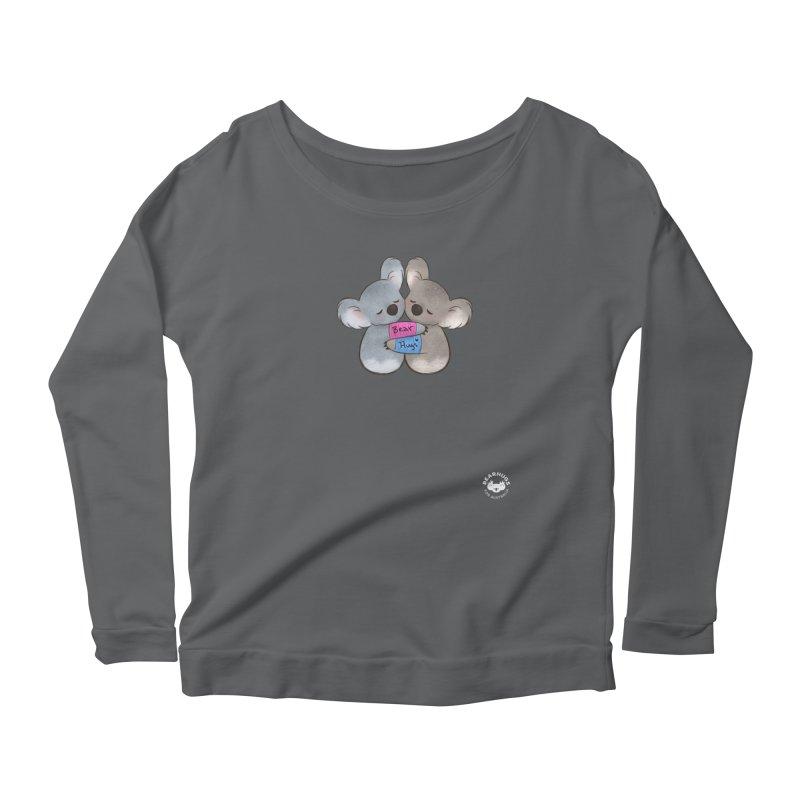 Little Bear Hugs Women's Longsleeve T-Shirt by Bearhugs For Australia