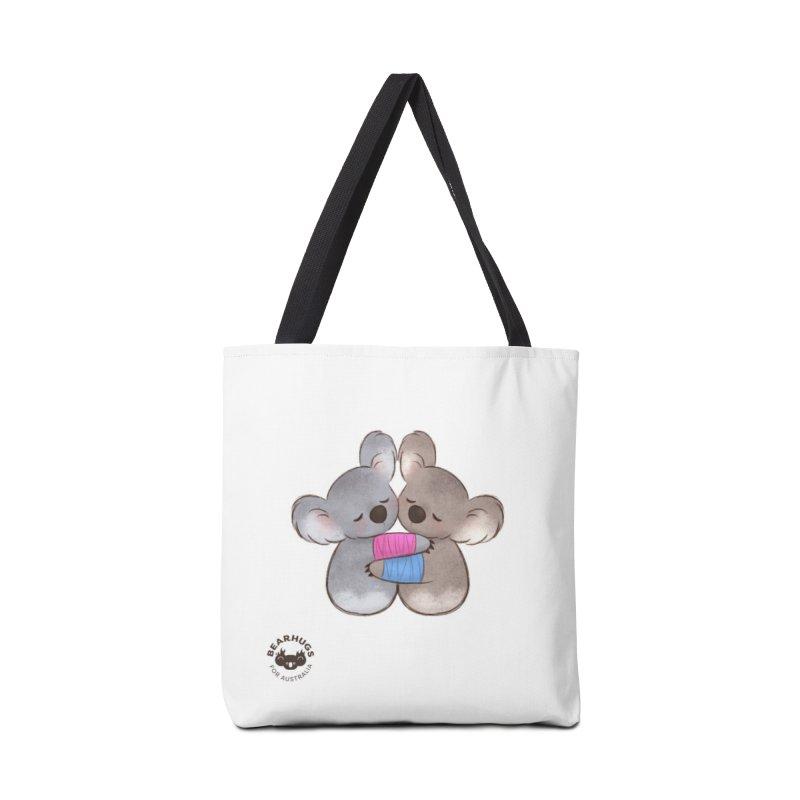 Little Bear Hugs Accessories Bag by Bearhugs For Australia