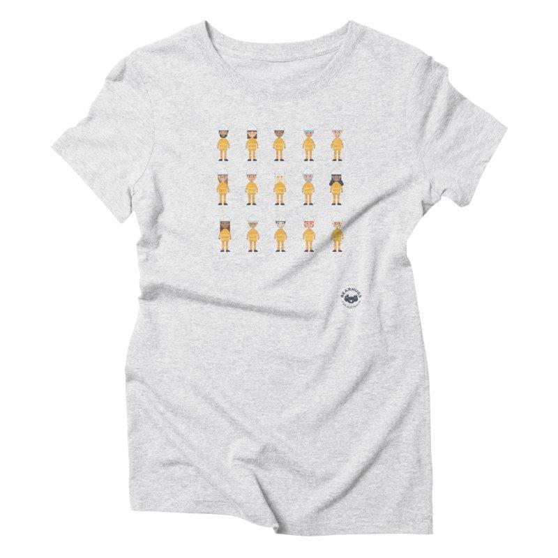Aussie Firies Women's T-Shirt by Bearhugs For Australia