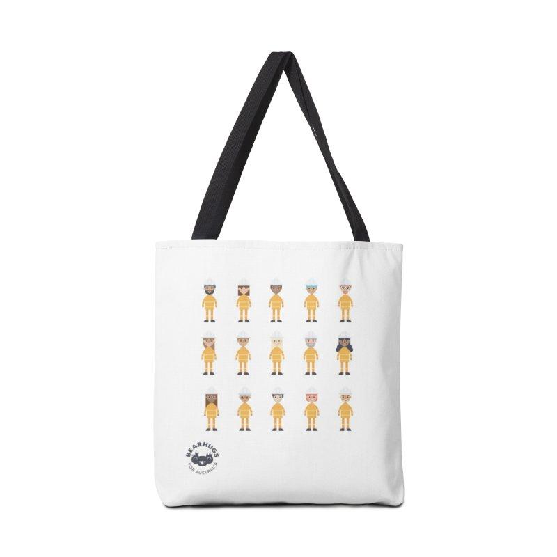Aussie Firies Accessories Bag by Bearhugs For Australia