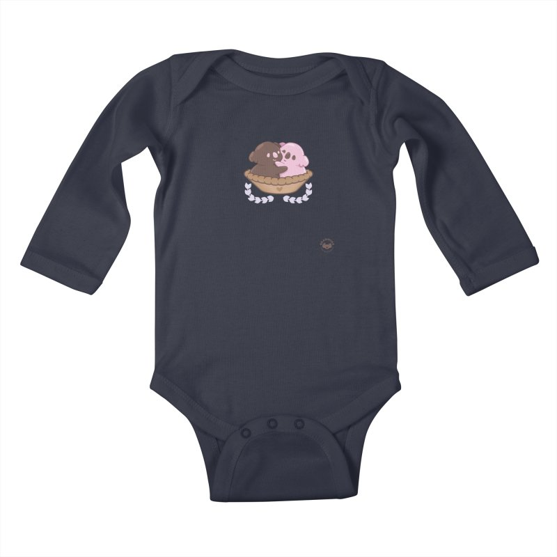 Neenish Twin Koalas Kids Baby Longsleeve Bodysuit by Bearhugs For Australia