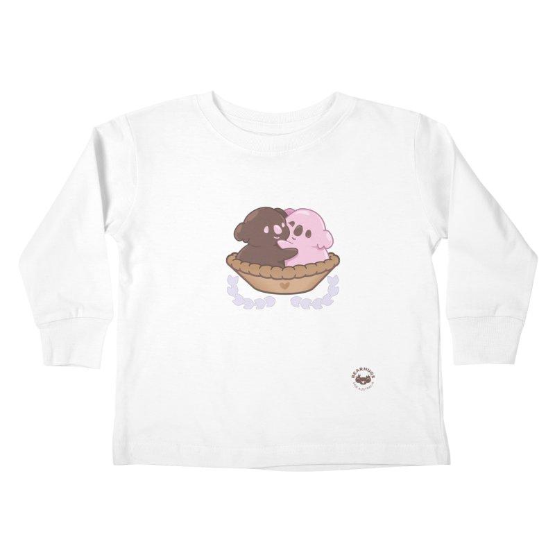 Neenish Twin Koalas Kids Toddler Longsleeve T-Shirt by Bearhugs For Australia