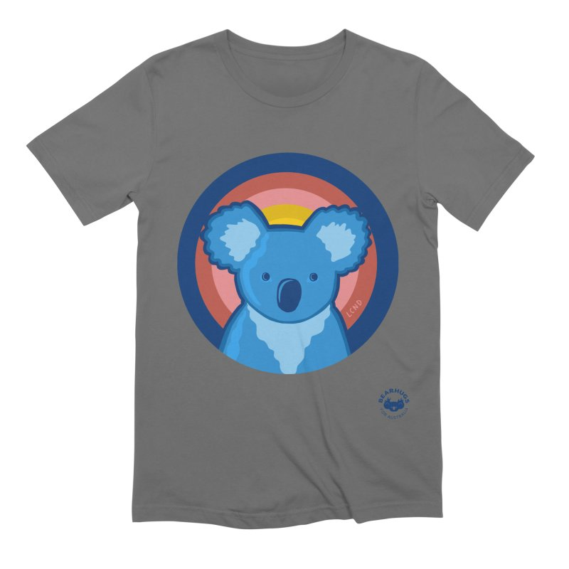 Full Circle Men's T-Shirt by Bearhugs For Australia