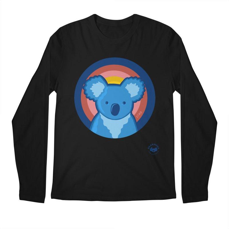 Full Circle Men's Longsleeve T-Shirt by Bearhugs For Australia