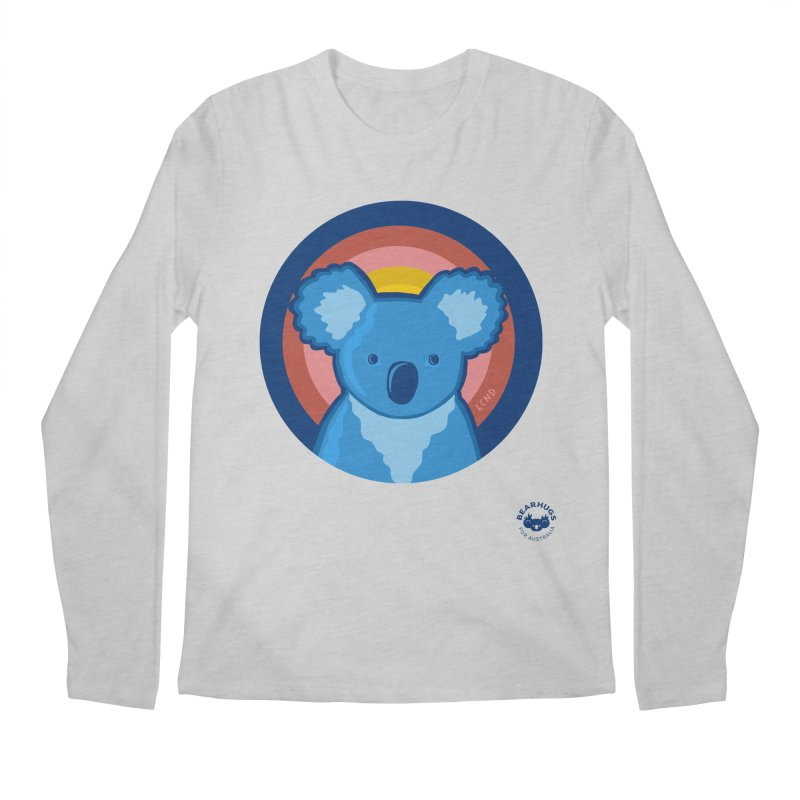 Full Circle Men's Longsleeve T-Shirt by Bearhugs For Australia
