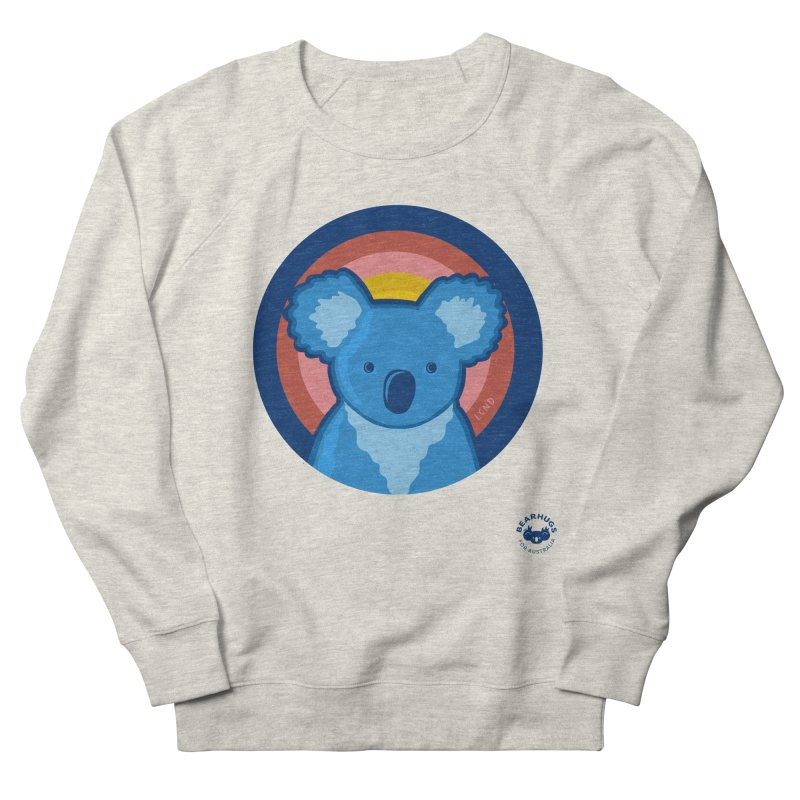 Full Circle Men's Sweatshirt by Bearhugs For Australia