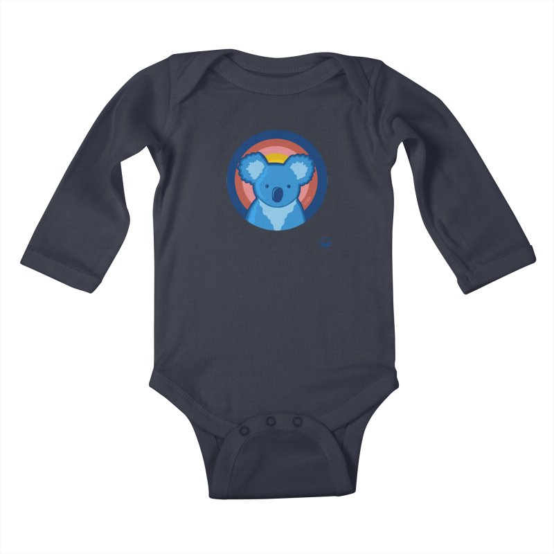 Full Circle Kids Baby Longsleeve Bodysuit by Bearhugs For Australia