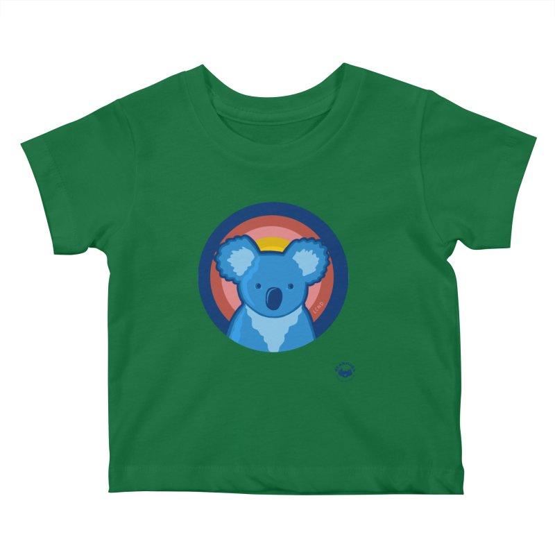 Full Circle Kids Baby T-Shirt by Bearhugs For Australia