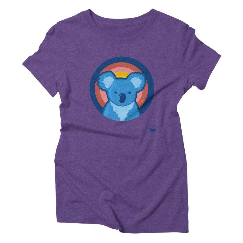 Full Circle Women's T-Shirt by Bearhugs For Australia